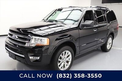 Ford Expedition Limited Texas Direct Auto 2016 Limited Used Turbo 3.5L V6 24V Automatic 4X2 SUV