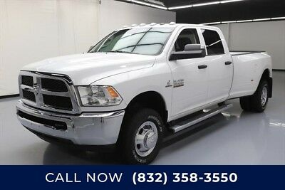 Ram 3500 Tradesman Texas Direct Auto 2017 Tradesman Used Turbo 6.7L I6 24V Automatic 4X4