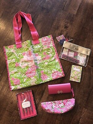 Lilly Pulitzer Miscellaneous Accessories Items Lot - New
