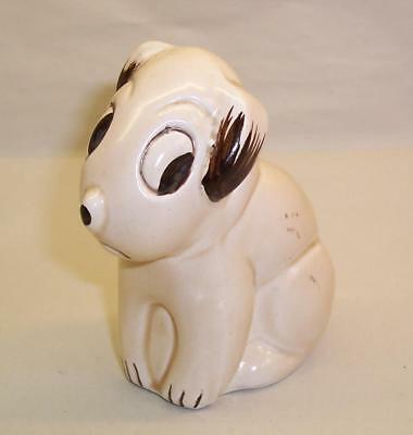 Vintage 1930s ART DECO Pottery COMICAL DOG Figure BONZO Sylvac/Crown Devon