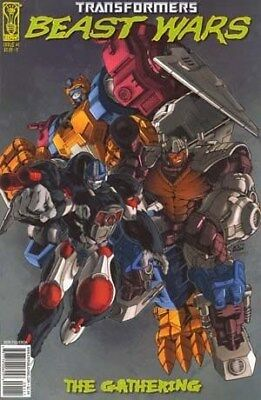 Transformers - Beast Wars: The Gathering (2006) #1 of 4 (Cover C Variant)