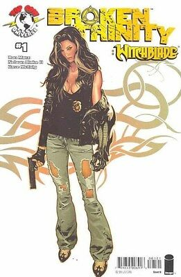 Broken Trinity - Witchblade (2008) One-Shot (Jeffrey Spokes Variant)