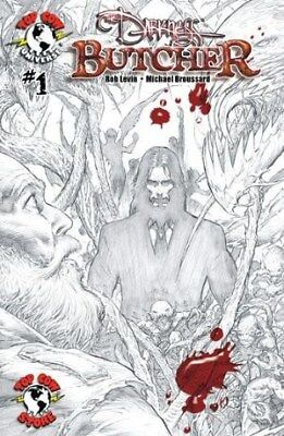 Darkness - Butcher (2008) One-Shot (Top Cow Store Variant)