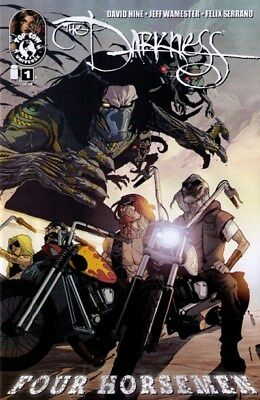 Darkness - Four Horsemen (2010-2011) #1 of 4