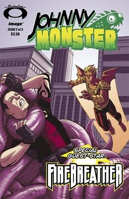 Johnny Monster (2009) #2 of 3