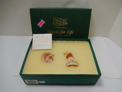 Harmony Kingdom Royal Watch Collector Club Mates For Life Kit