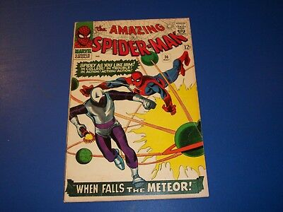 Amazing Spider-man #36 Silver Age Solid VG/F