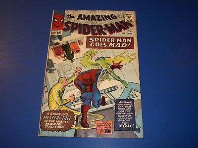 Amazing Spider-man #24 Silver Age Comic Wow Vulture