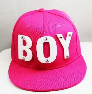 d773a140c44 SNAPBACK MENS CAP HAT 3D Letters Rivet Spikes Bolted 1pc many design ...