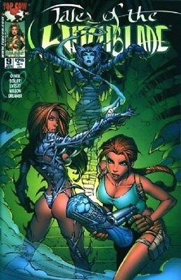 Tales of the Witchblade (1996-2001) #9