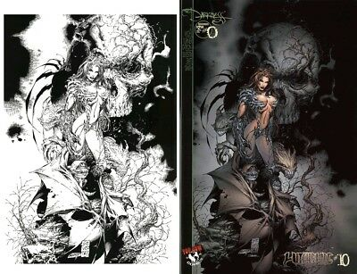 Witchblade (1995-2015) #10 (Darkness #0 Variant)