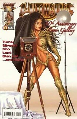 Witchblade - 10th Anniversary Cover Gallery (2005) One-Shot