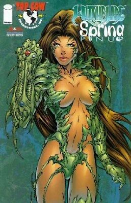 Witchblade - Spring Pin-Up (1997) One-Shot