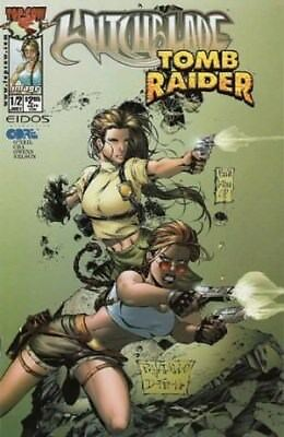 Witchblade/Tomb Raider (2000) #1/2