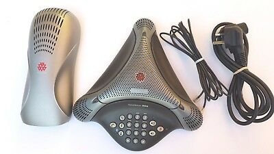 POLYCOM Voicestation 500 CONFERENCE PHONE w/ bluetooth, 1 year wty, tax invoice