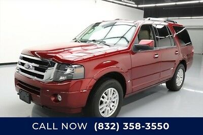 Ford Expedition Limited Texas Direct Auto 2013 Limited Used 5.4L V8 24V Automatic 4X4 SUV Moonroof