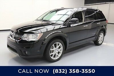 Dodge Journey Limited Texas Direct Auto 2014 Limited Used 3.6L V6 24V Automatic FWD SUV