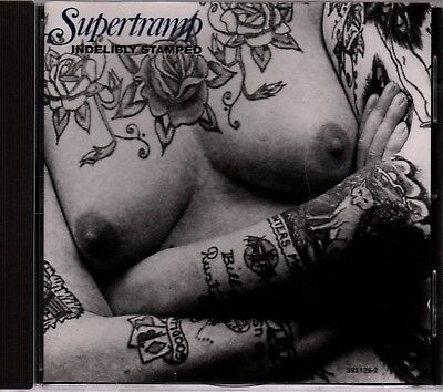 SUPERTRAMP - Indelibly Stamped - CD Album *Original Germany PMDC Pressing*