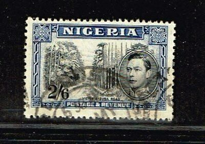 NIGERIA STAMPS - 1938 -1951 King George VI & Local Motifs      L-75