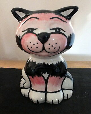Lorna Bailey Vintage Mac The Cat