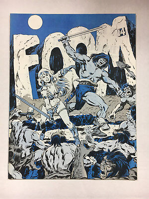 FOOM #14 ( 1976, Marvel) VF/NM Conan