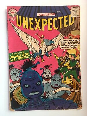 Tales Of The Unexpected # 25 1958