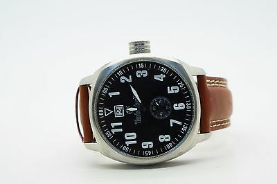 TIMBERLAND MEN'S WRIST Watch L75103G Stainless with Black