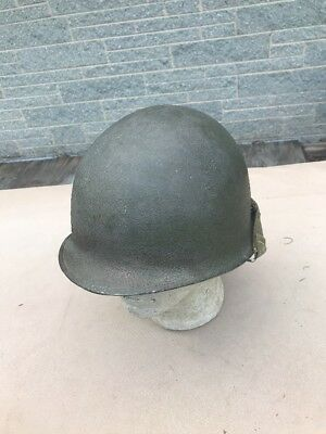 WW2 US M1 Helmet Swivel Bail With Liner