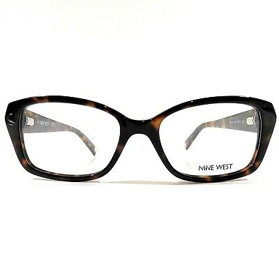 bfd1cd7139 New NINE WEST Optical Eyeglasses RX Frame NW 5116 218 Soft Tortoise 52-17-
