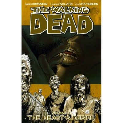 The Walking Dead Volume 4 The Hearts Desire