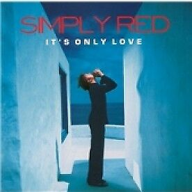Simply Red It's Only Love CD