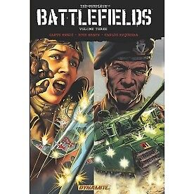 Garth Ennis Complete Battlefields Volume 3 HC
