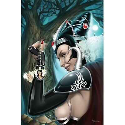 Age of Darkness Volume 3 Grimm Fairy Tales Presents... Paperback