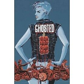 Ghosted Volume 3 Paperback