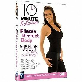 10 Minute Solution Pilates Perfect DVD