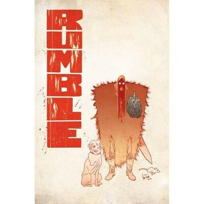 Rumble Volume 2: A Woe That Is Madness