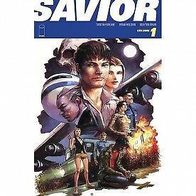Savior The Complete Collection