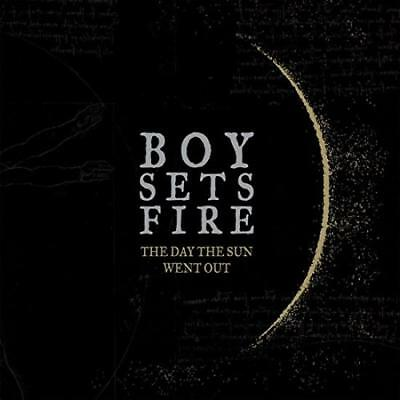 Boysetsfire - The Day The Sun Went Out LP #118816