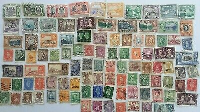 1000 Different British Empire/Commonwealth George VI issues Stamp Collection