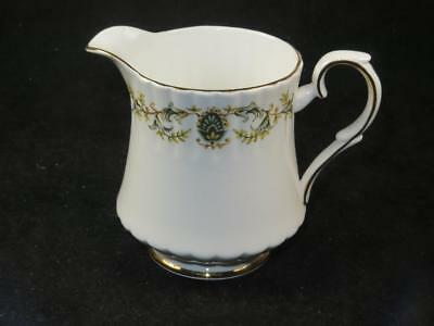 REPLACEMENT BONE CHINA Milk Jug ROMANA ROYAL STAFFORD