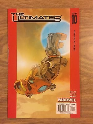 Ultimates #10 (2002, Marvel)  VF to NM, Closer to NM