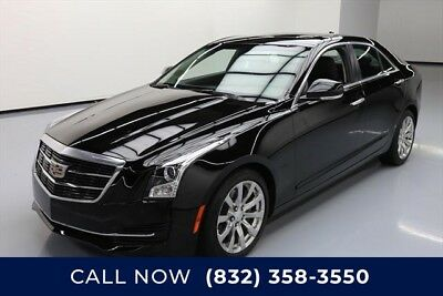 Cadillac ATS 2.0T Luxury Texas Direct Auto 2018 2.0T Luxury Used Turbo 2L I4 16V Automatic RWD Sedan Bose