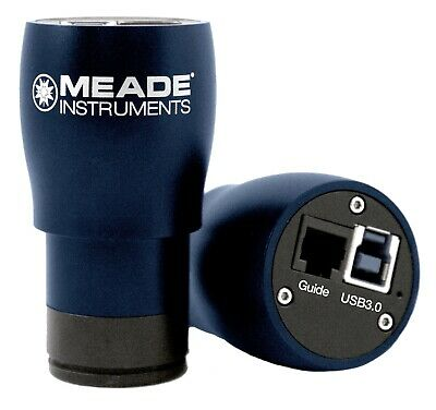 Meade LPI-G Advanced 6.3MP Autoguiding and Imaging Camera (Color), 59 fps