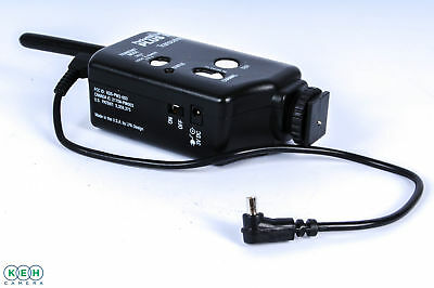 Pocket Wizard Plus II Radio Slave Transceiver With PC1 Cable