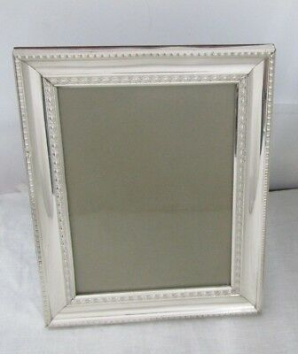 """Sterling Silver .925 Picture Frame 7"""" x 9"""""""