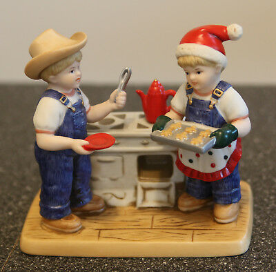 Denim Days HOMCO 59117-06 Cookies for Santa - Home Interiors and Gifts
