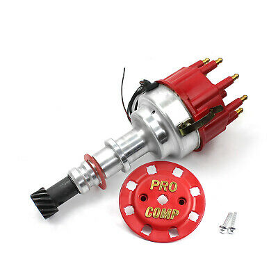 Holden 253 304 308 Race Pro Billet Ready to Run Electronic Distributor Red Cap