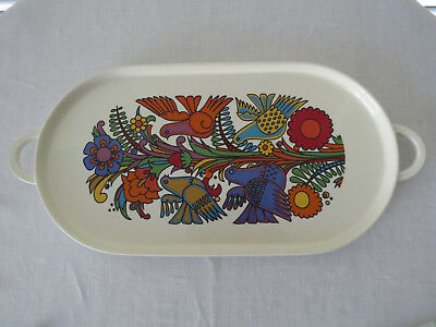 Villeroy & Boch - Acapulco 2 Handled Serving, Sandwich, Hors D'Oeuvres Tray