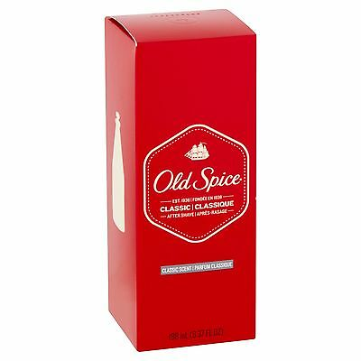 New Old Spice Classic After Shave 6.37 Fl Oz