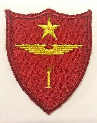 Original WWII 1st Marine Airwing Fuselage Patch